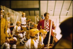 Coach Herb Brooks